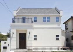 全館空調コンフォート24導入!かっこいいプチパリスタイルの家